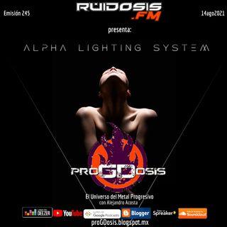 proGDosis 245 - 14ago2021 - Alpha Lighting System