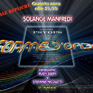 Forme d'Onda - Solange Manfredi - Psyops - 19-11-2014