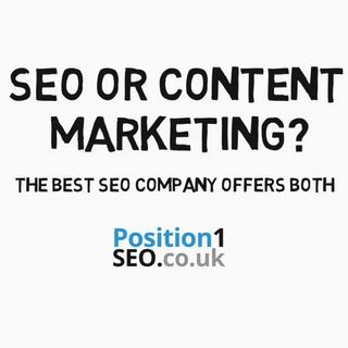SEO Or Content Marketing? The Best SEO Company Offers Both