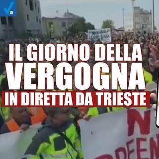 Il giorno della vergogna - Speciale in Diretta da Trieste (Estratto) - Video completo su www.visionetv.it