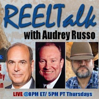 REELTalk: Gary Brugman Former Border Agent, Dr. Steven Bucci of Heritage FDN and Bestselling Author Andrew McCarthy