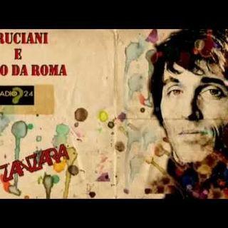 """29/7 Cruciani della """"zanzara"""" con noi"""