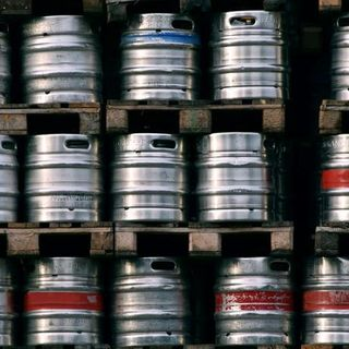 RADIO ANTARES VISION - Brewing industry: the innovative in-line FT System for leak detection in kegs
