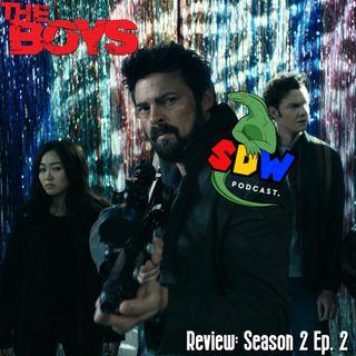 The Boys - Review: Season 2 Ep. 2