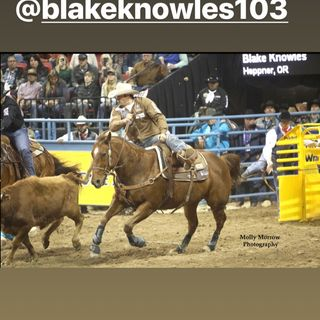 Blake Knowles - Round 4 - Wrangler NFR
