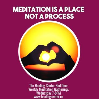 Join us for our weekly online meditation broadcast