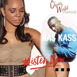 Hip-Hop legend Ras Kass calls into Cherie's World