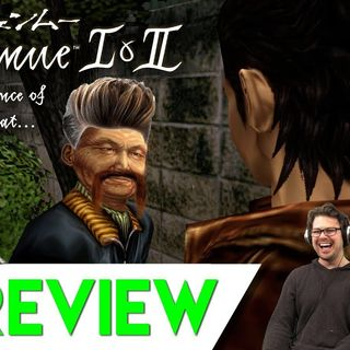 Shenmue HD PS4 Review & Gameplay