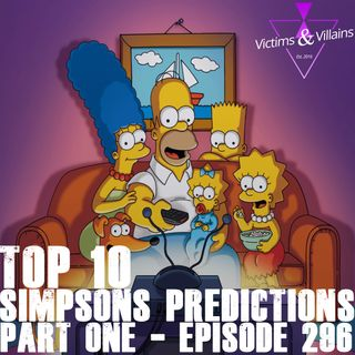 Top 10 Simpsons Predictions, Part One