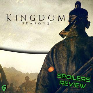 Kingdom Season 2 Spoilers Review