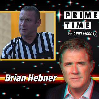 Baby Heb! NWA Referee, Brian Hebner