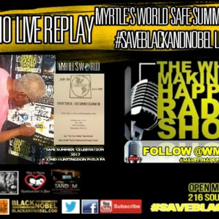 MIH WED Live Broadcast Myrtle's World Replay