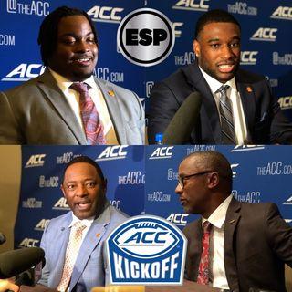 #ESPodcast Ep. 8 - ACC Kickoff 2019 (Atlantic Division)