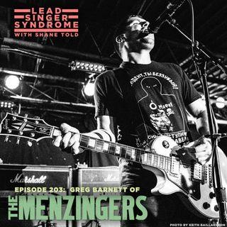 Greg Barnett (The Menzingers)