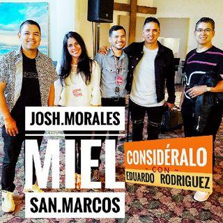 10.Entrevista Con Josh Morales De Miel San Marcos