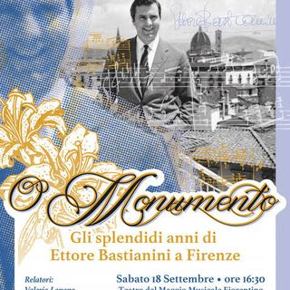 """Tutto nel mondo è burla stasera all'opera - Ettore Bastianini """"Oh Monumento"""""""
