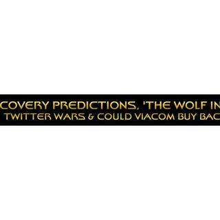 Discovery Predictions, 'The Wolf Inside', Twitter Wars & Viacom + CBS = Trek