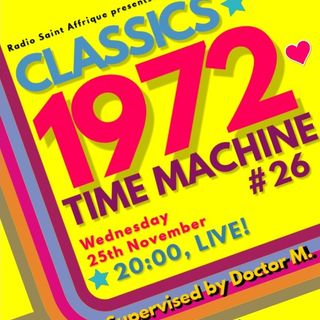 Classics Time Machine 1972