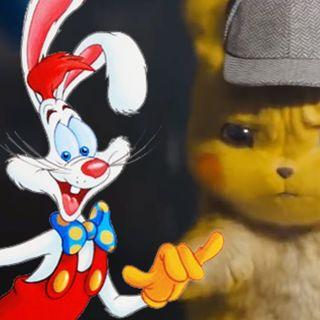 Who Framed Roger Rabbit & Pokemon
