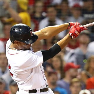 Xander Bogaerts Bigger, Stronger, Hitting for Red Sox