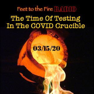 F2F Radio - Time of Testing in the COVID Crucible