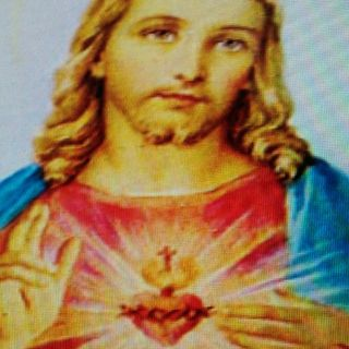 Sacred Heart Afternoon Prayer