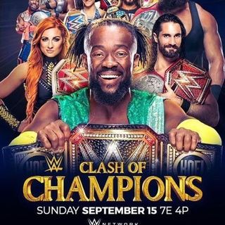 WWE Clash of Champions 2019 Review/Recap