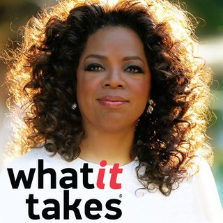 Oprah Winfrey, Part 2:  A Vision for Success