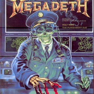 1-15 MEGADETH - Holy Wars