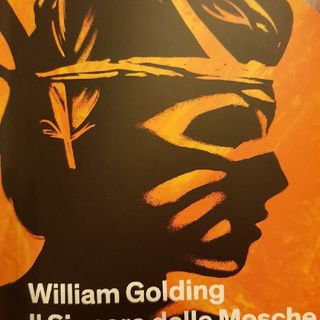 William Golding: Il Signore Delle Mosche- Capitolo 2 : Fuoco Sulla Montagna