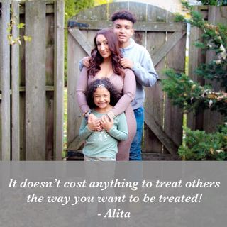 Interview with Alita (Loving you with true self care)