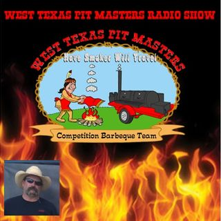 Interviews with Boomerang BBQ and O3 BBQ. Humble Rodeo BBQ cookoff discussion.