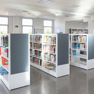 Getafe Norte ya tiene sala de lectura por fin