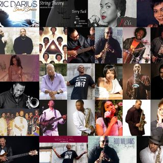 "Smooth Groovin' Mix ~ ""Just Lovin' The Music""¸¸.•*¨*•♫ (On iHeartRadio Podcast)"