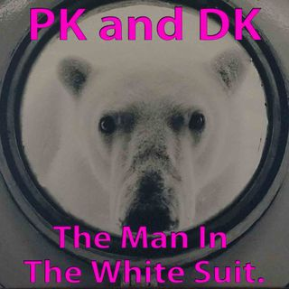 The Unexpected Man In The White Suit