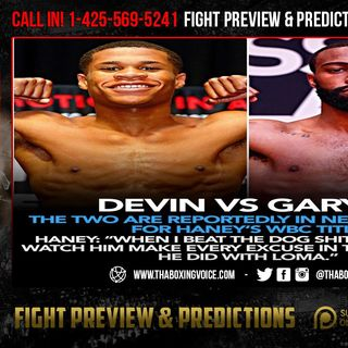☎️Devin Haney vs Gary Russell Jr Done Deal❓Live With Gary Russell Jr🔥Will He Take The Fight ❓