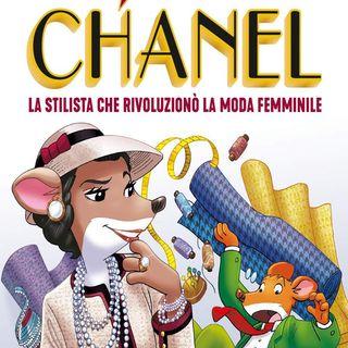 Geronimo Stilton: anche il topo più famoso al mondo a tu per tu con Coco Chanel
