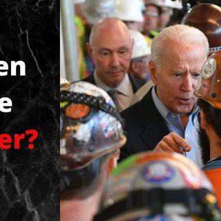 Biden The Uniter?