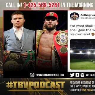 ☎️ Plant On Canelo: 👀'Don't Be Surprised If It's Easier Than You Think'😱Joshua's Cryptic Tweet🐥