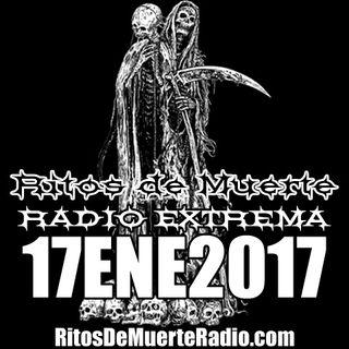 Ritos De Muerte Radio Show 17ENE2017