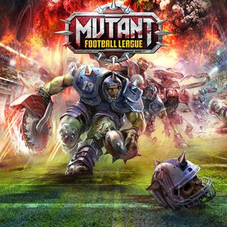 Sports of All Sorts: Guest Michael Mendheim the creator of the Mutant Football League