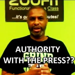 Become an Authority with the Press!