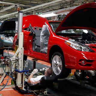 La crisis de la industria automotriz