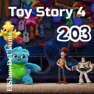 Toy Story 4 | ElShowDeUkume 203