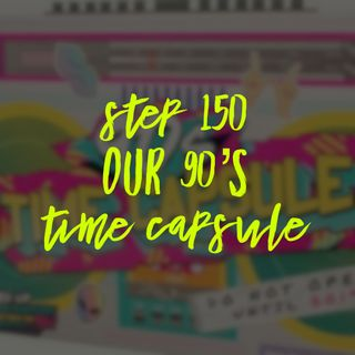 Our 90's Time Capsule
