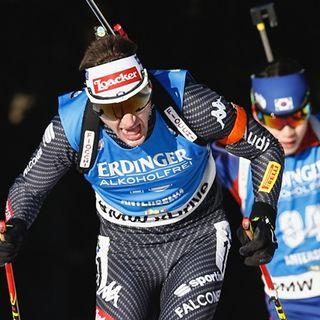 Staffetta maschile Ruhpolding 2019 Biathlon