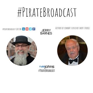 Catch Jerry Barnes on the PirateBroadcast