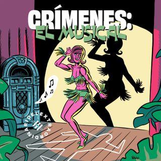 Nuevo pódcast de El Extraordinario: Crímenes. El Musical