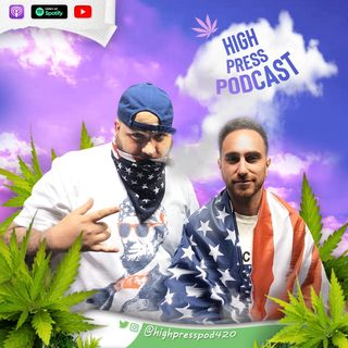 High Press Podcast - EP 19: Der Klassiker... With Cheese