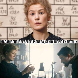 Episodio 54 Madame Curie